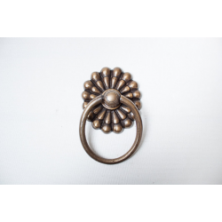 Brass knocker