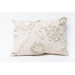 Shabby Chic Flowers Cushion